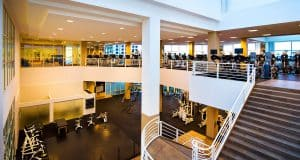 Equinox Fitness Club in Irvine, California