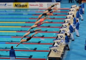 Swimming Event from 2015 FINA World Championships