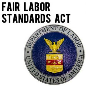Seal of the US Department of Labor