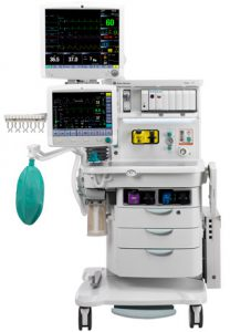 General Electric Gas Anesthesia Machine