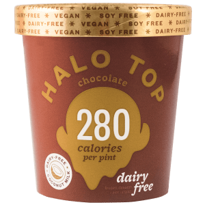 Halo Top Pint Container