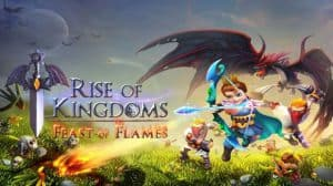 Graphics from Lilith's Rise of Kingdoms Game