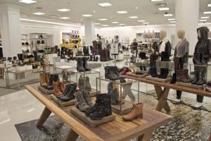 Lord & Taylor Shoe Department