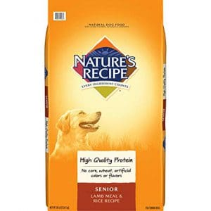 Big Heart Pet Brand's Nature's Recipe Puppy Food