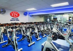 One of TSI's New York Sports Club Gyms