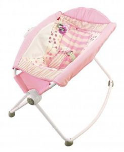 Pink Rock 'n Play Product