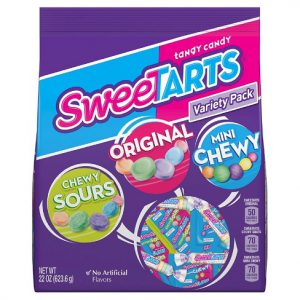 Package of SweeTarts Candies