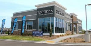 Branch of Town Bank