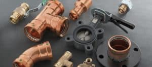 Different Kinds of Viega Press Pipe Fittings